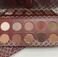 New Zoeva Spice Of Life 10 Shades Eyeshadow Pigment Palette Eye Shadow Makeup