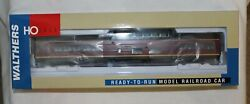 Walthers 932-9593 Streamlined Car-ready To Run-dome Coach American Car And Foundry