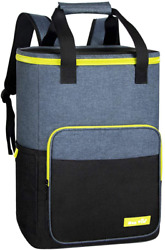 Hap Tim Backpack Cooler Insulated Leak Proof Cooler Backpack Large Capacity 30 C $36.10