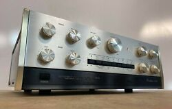 Accuphase C-200 Control Preamplifiers