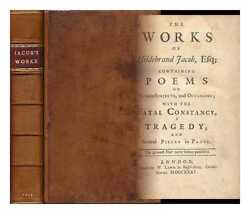 The Works Of Hildebrand Jacob Esq Containing Poems On Various Subjects And...