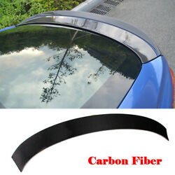 Carbon Rear Trunk Spoiler Wing Fit For Bmw 3series F34 325i 330i 340i Gt 2013 Up