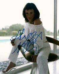 Alyssa Milano Signed 8x10 Photo Picture Autographed Pic With Coa