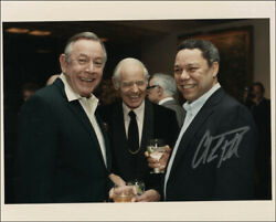 Colin L. Powell - Photograph Signed