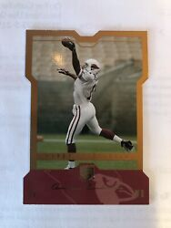 2004 Larry Fitzgerald Rc Skybox Le Gold Rookie Only 99 Made