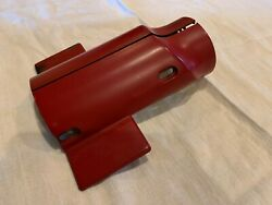 Camaro Firebird Steering Column Cover 1967 1968 Ss Rs Z28 Red Excellent Finish