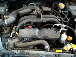 Engine 2.5l Vin A 6th Digit Pzev Emissions Automatic Fits 17 Forester 1465069