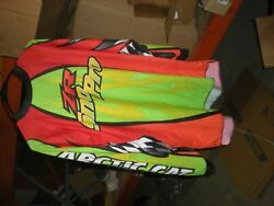 Vintage Arctic Cat Sno Pro 1990and039s Xl Race Jersey    Cstrg