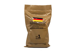 Bundle, Set Of New Bw German Military Mre, Ration, Army, Emergency, Survival