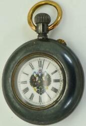 Very Unusual Antique Imperial Russian Officerand039s Award Longines Pocket Watch.1880