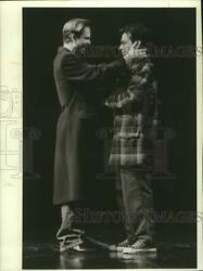 1994 Press Photo David Marshall Grant amp; Joe Mantello in play quot;Angels in Americaquot;