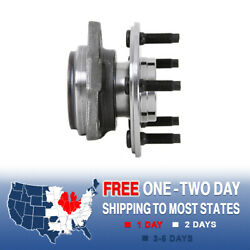1 Front Wheel Hub Bearing Assembly For Explorer Mountaineer Sport Trac 4wd