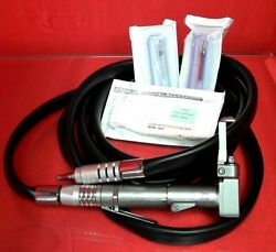 Aesculap Ga200 Pneumatic Motor 5020 With Ga218 Hose And Gb137
