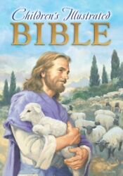 Childrens Illustrated Bible Book The Fast Free Shipping