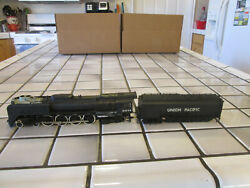 Union Pacific 4-8-4 Powered Brass Engine Ho Scale ////