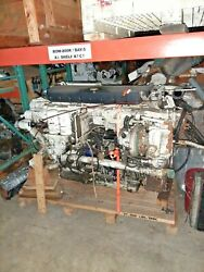 Iveco 6 Cyl. Marine Diesel Engine Model Fhe 0686 D F For Parts See Descript