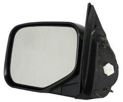 New Left Door Mirror Fits Honda Ridgeline 2006-2009 Power Non-heat 8 Head 3 Pins