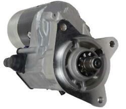 Gear Reduction Starter Fits Ford Farm Tractor 8000 8210 8530 8600 8700 8730 8830