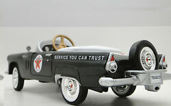 Pedal Car Too Small For Child To Ride On Miniature Metal Body Collector Model