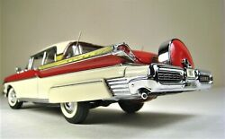 Ford Lincoln Mercury Classic Promo Car Vintage Built Metal Model Continental Kit
