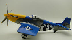 Ww2 Plane Metal Model Airplane Aircraft Fighter Built Bomber Armour Carousel1 48