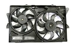 New Dual Radiator And Condenser Fan Fits Ford Taurus Lincoln Mks 13-16 Fo3115199