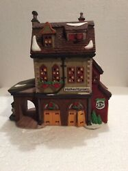 Dept. 56 1994 Dickens' Village Series Hather Harness House