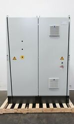 Type 12 Steel Electrical Enclosure 78in X 60in X 22in