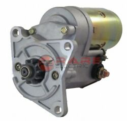 Gear Reduction Starter Fits Ford Tractor 2310 2610 2810 2910 3000 3cyl Diesel