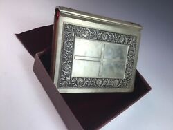 Franklin Mint Sterling Silver Cover King Jamesandrsquo Version Holy Bible