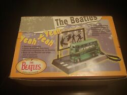 Brand New The Beatles Collections1998 The Beatles Phone Collectible Collectors