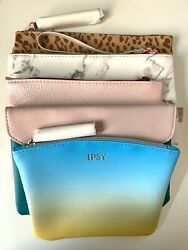 Ipsy Zipper Makeup Cosmetic Bags Choices $4.50