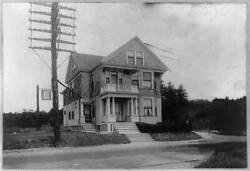 Central Office,new England Telephone And Telegraph Co,buzzard's Bay,massachusetts