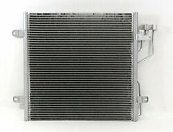 A-c Condenser - Pacific Best Inc For/fit 3596 06-07 Jeep Liberty Gas/diesel