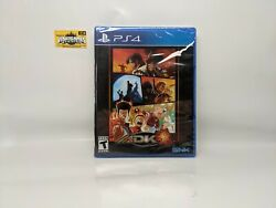 Adk Damashii Ps4 Limited Run 315 - Brand New Factory Sealed