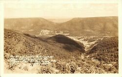New Creek Wvgorgeous View Of The Deviland039s Sadde In Allegheniesrppc C1928
