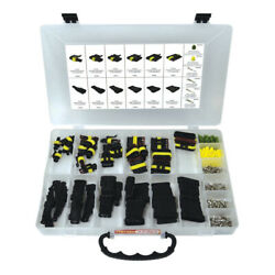 Superseal Electrical Wire Connector Assortment 250pc Set