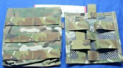 Velocity Systems Body Armor Side Plate Pouch Multicam Molle Pn Vpb-3 H33