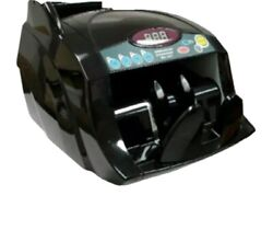 Bill Counter And Counterfeit Detection