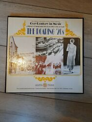The Roaring 20s - Longines Our Century In Music Vol. 2 - 3 Records Vintage