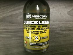 8m0047931 Mercury Marine Outboard Quick Fuel System Cleaner