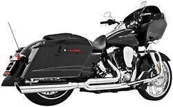 Freedom Performance Hd00650 Union 2-into-1 For Dresser And Road King Models