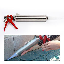 Mortar Pointing Grouting Gun Sprayer Applicator Tool For Cement Lime+2 Nozzle Us