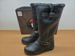 NEW Women#x27;s TOTES Waterproof Thermolite Black Boots SIZE 7 MED $79.99