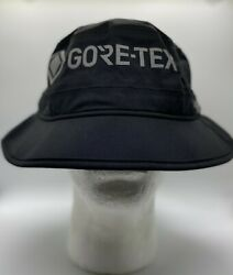 New Era Life Gore Tex Black Bucket Cap Polyamide Size XL $79.99