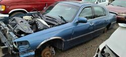 Automatic Transmission 117.7 Wb Id 3w1p-aa Fits 03 Lincoln And Town Car 540067