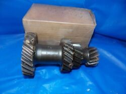 55 56 57 58 59 60 61 62 Nors Nos Ford Transmission Cluster Gear Galaxie F100