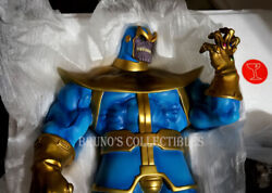 Bowen Designs Thanos Statue From The Avengers Marvel Universe