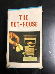 1950's The Out House Novelties Gag Gifts