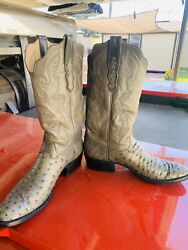 To Stanley Vintage Cowboy Boots